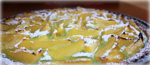 torta pistacchio pronta