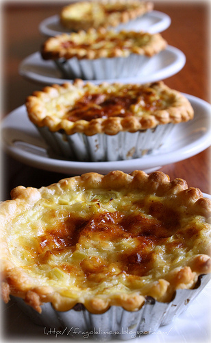 quiches in fila