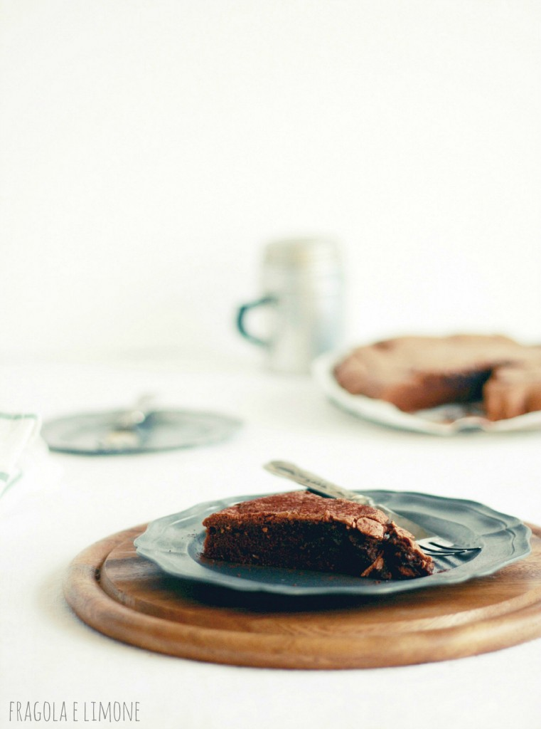 fetta torta tenerella