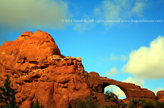 arches national park blog