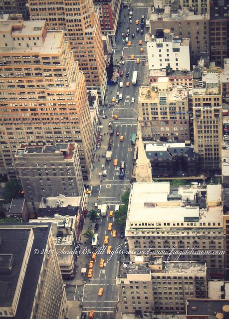 qualche taxi a NY