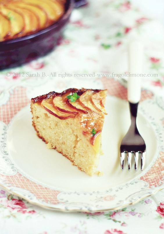 torta pesche e timo limone cotta 006editedtesto