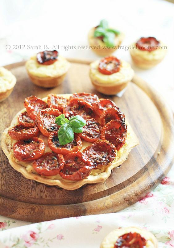 tortini con pomodori confit 021editedtesto