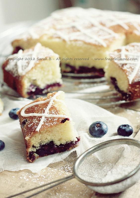 Torta ai mirtilli con sciroppo al limone (4)testo