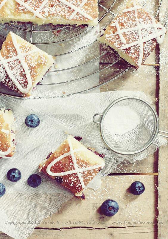 Torta ai mirtilli con sciroppo al limone (12)testo