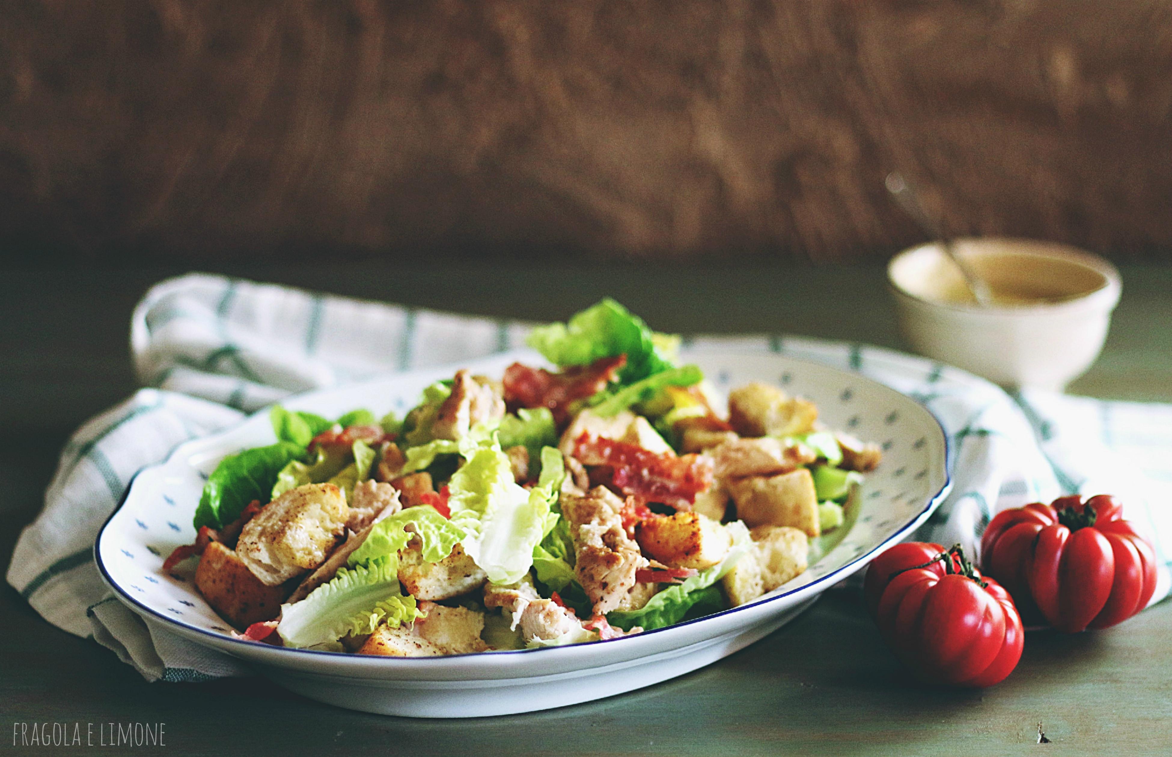 caesar salad orizzontale