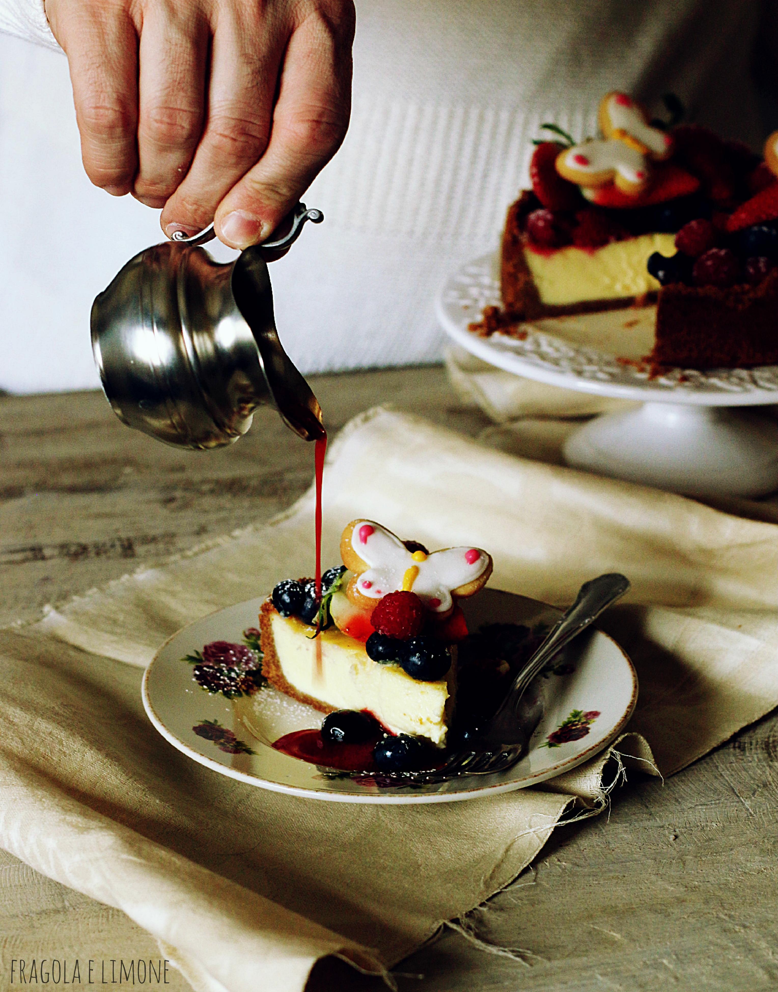 fetta cheesecake