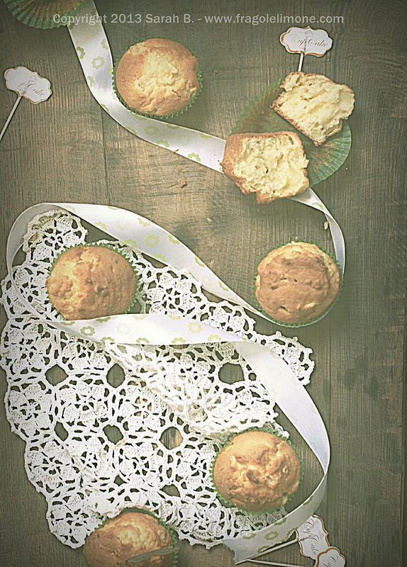 muffins cocco ananas