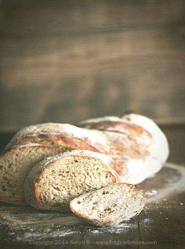 pane con lievito molino rossetto 3