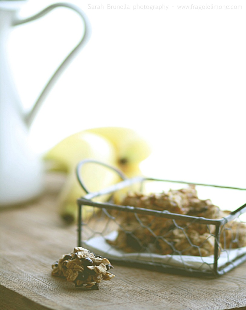2 ingredienti per dei biscotti facilissimi