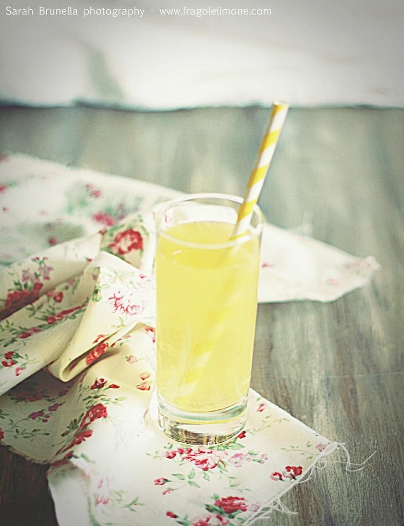 Ghiaccioli al limone