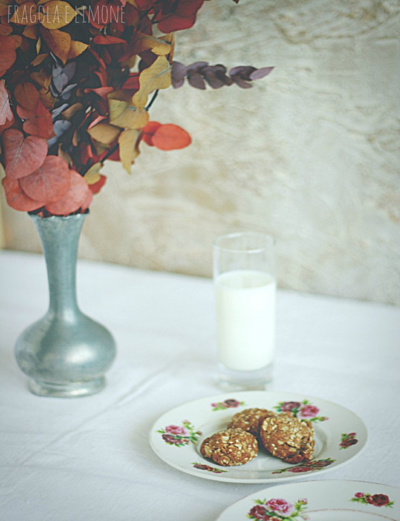 biscotti macadamia porzione