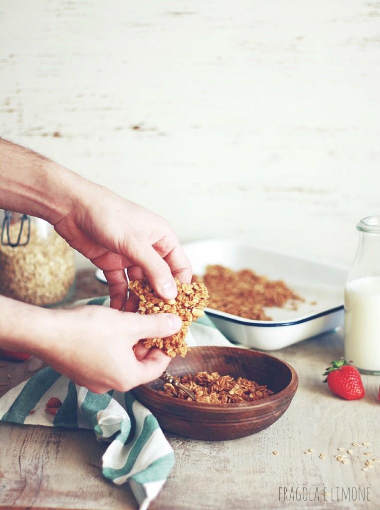 granola da rompere