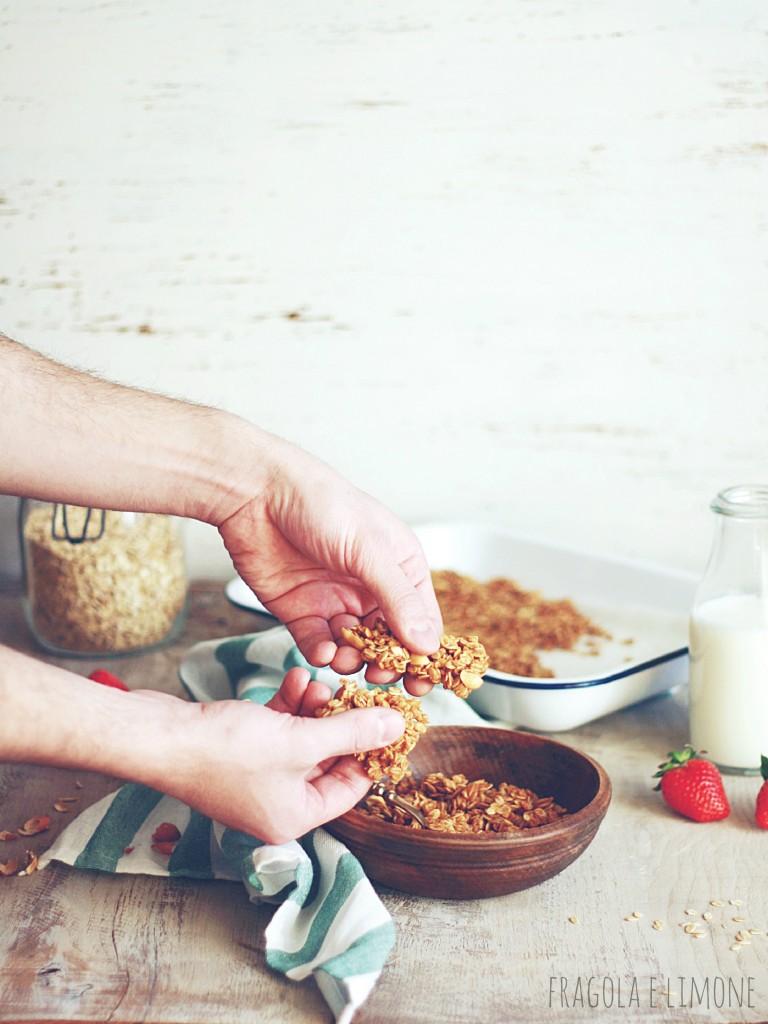 granola spezzata
