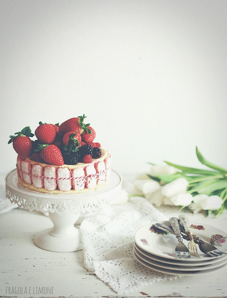 torta nonna (set bianco)