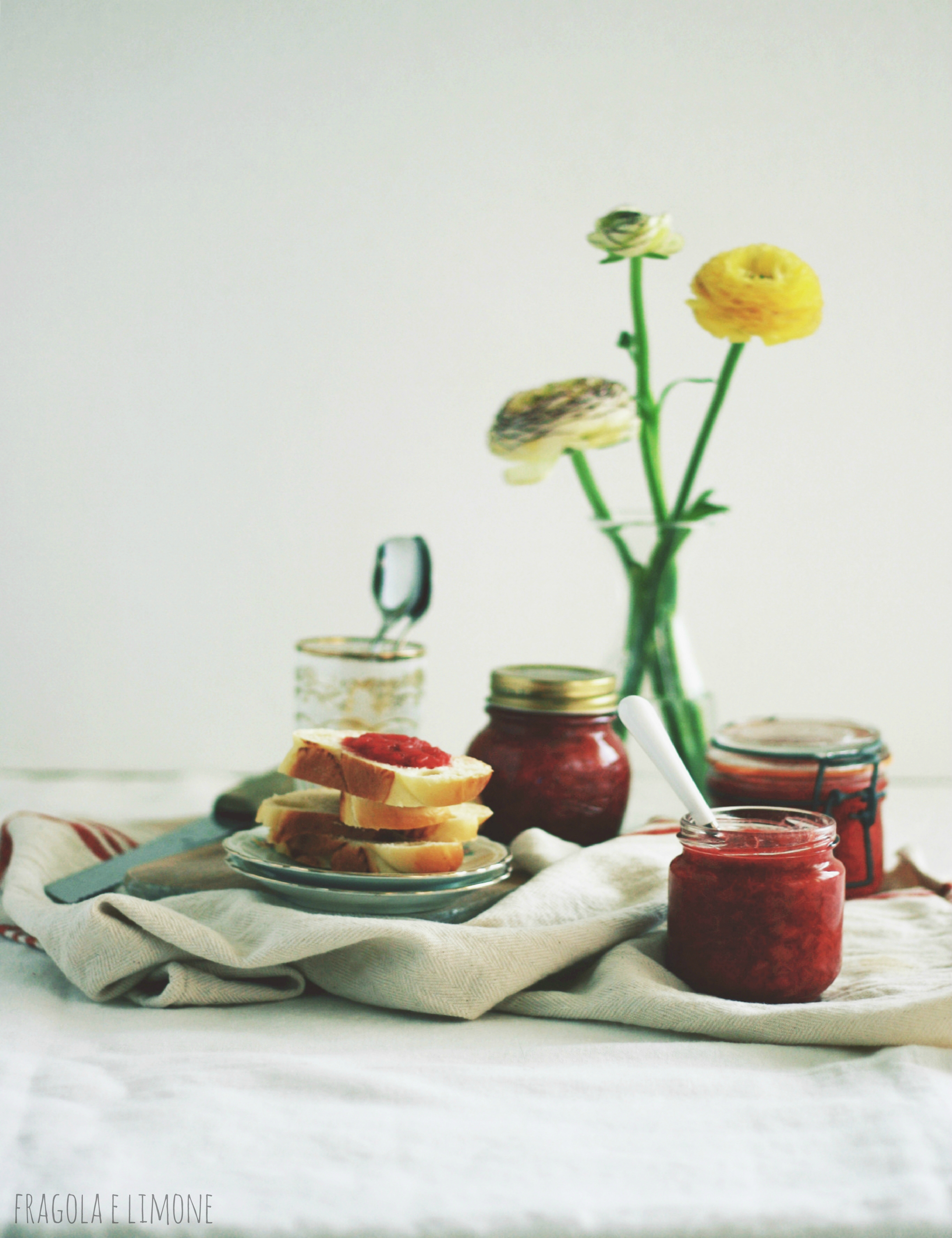 Rhubarb compote (9)