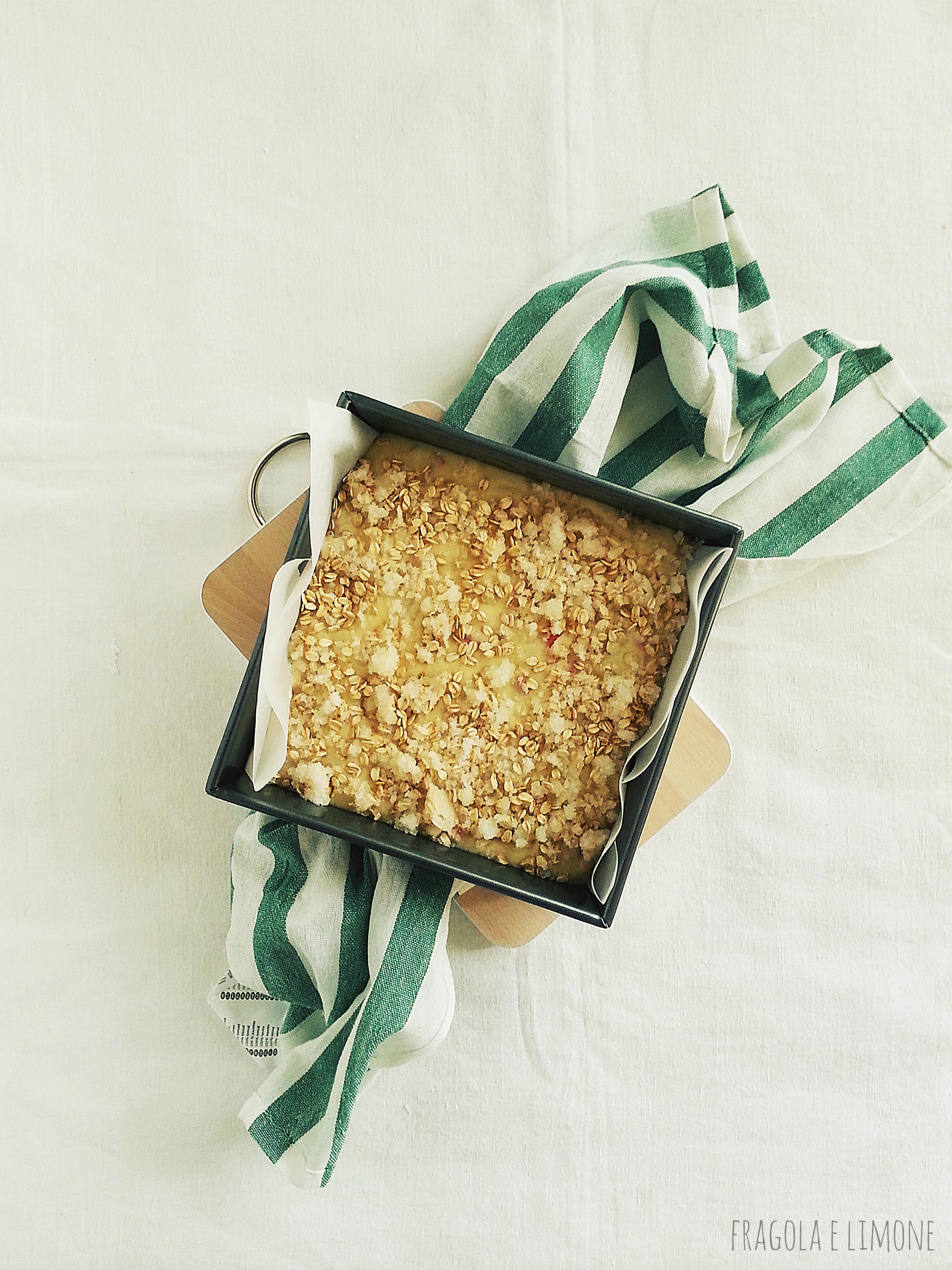 rhubarb, buttermilk coffee cake (1)