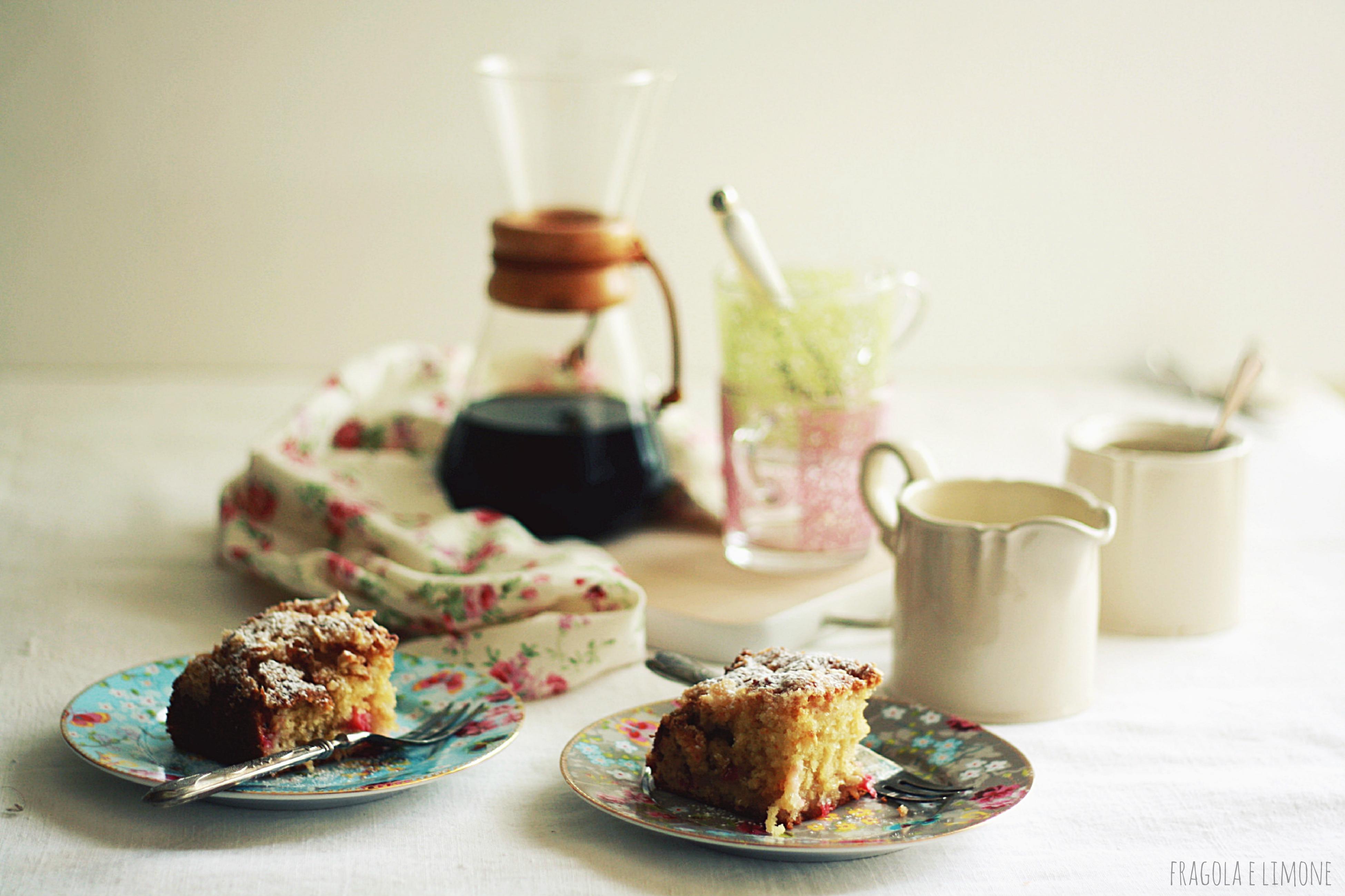 rhubarb, buttermilk coffee cake (5)