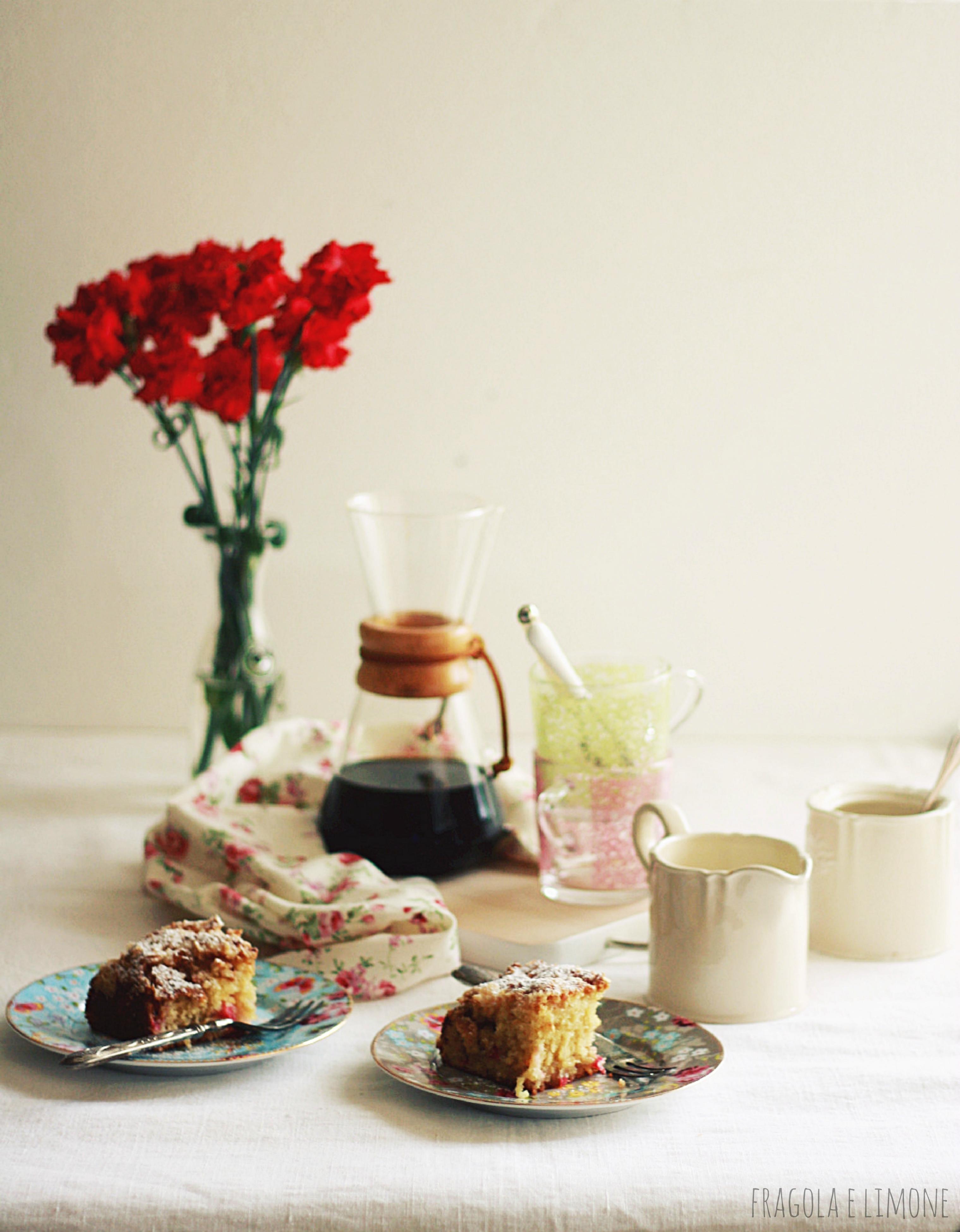 rhubarb, buttermilk coffee cake (6)