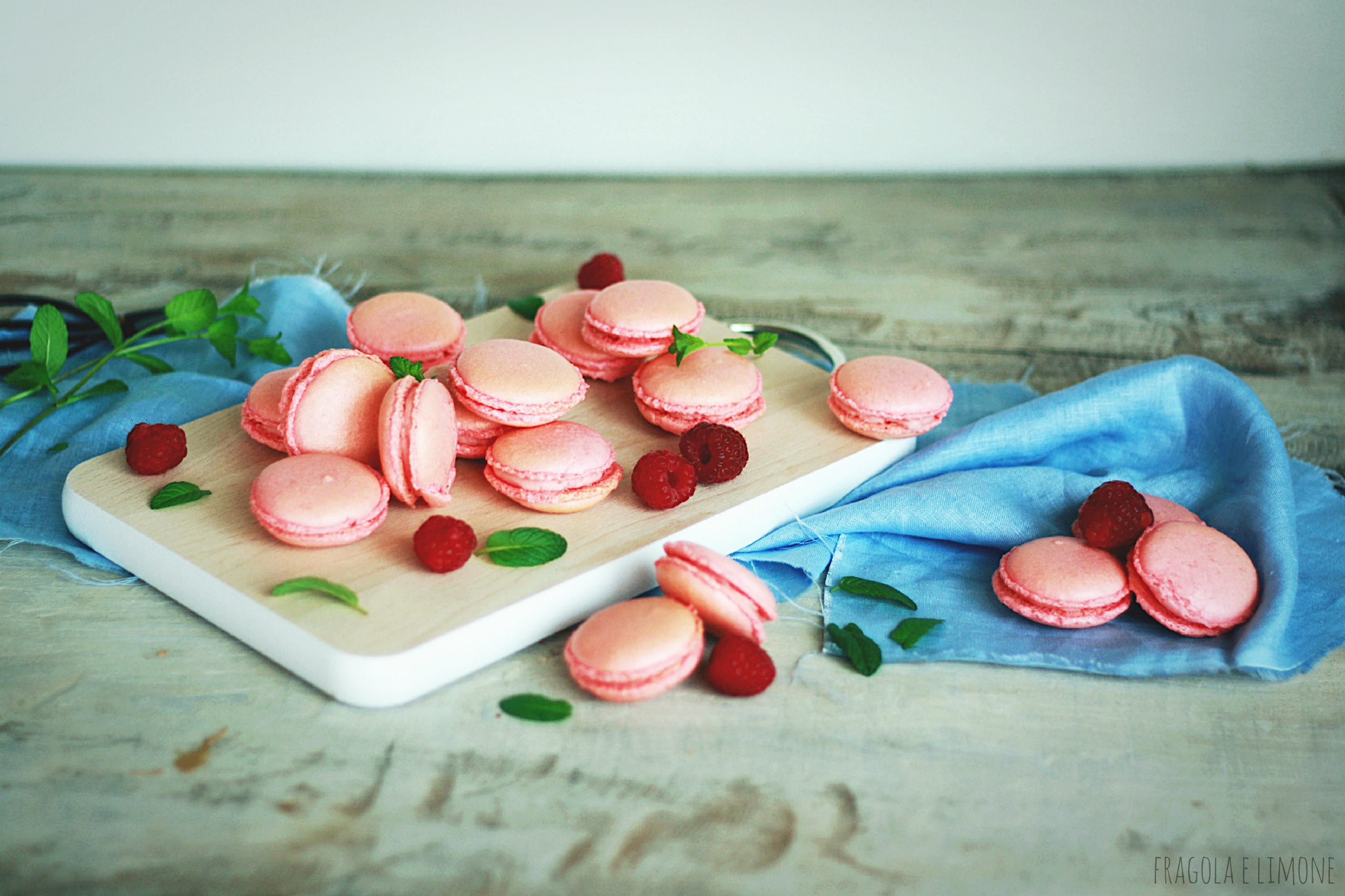 rhubarb macaron (orizzontale)