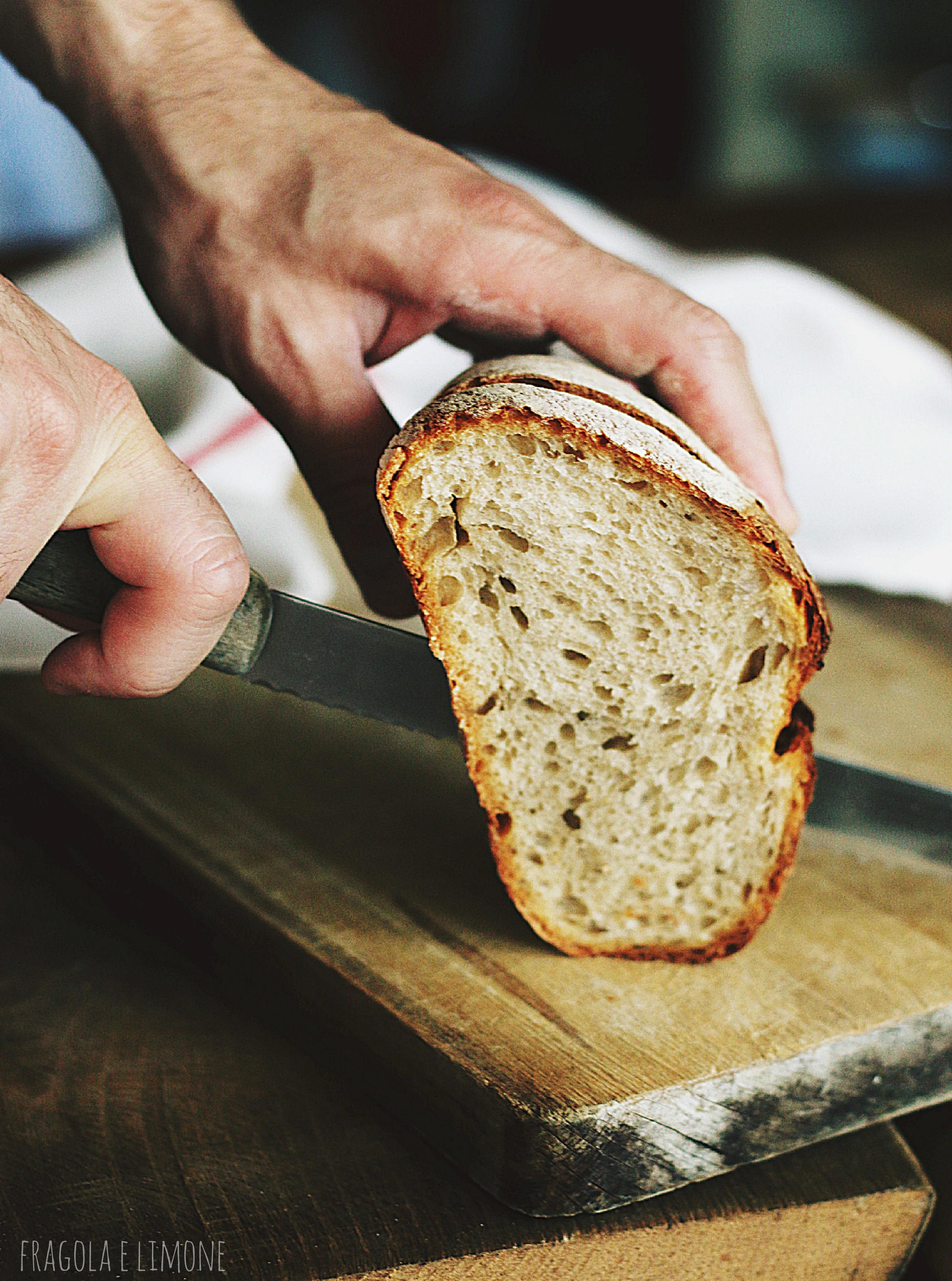 taglio pane perfetto
