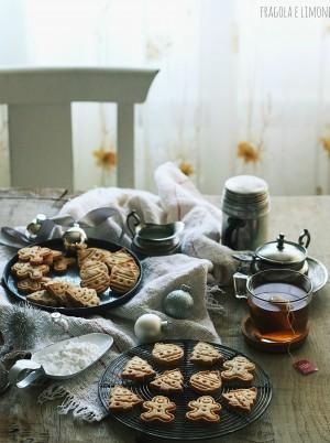 biscotti decorati testo