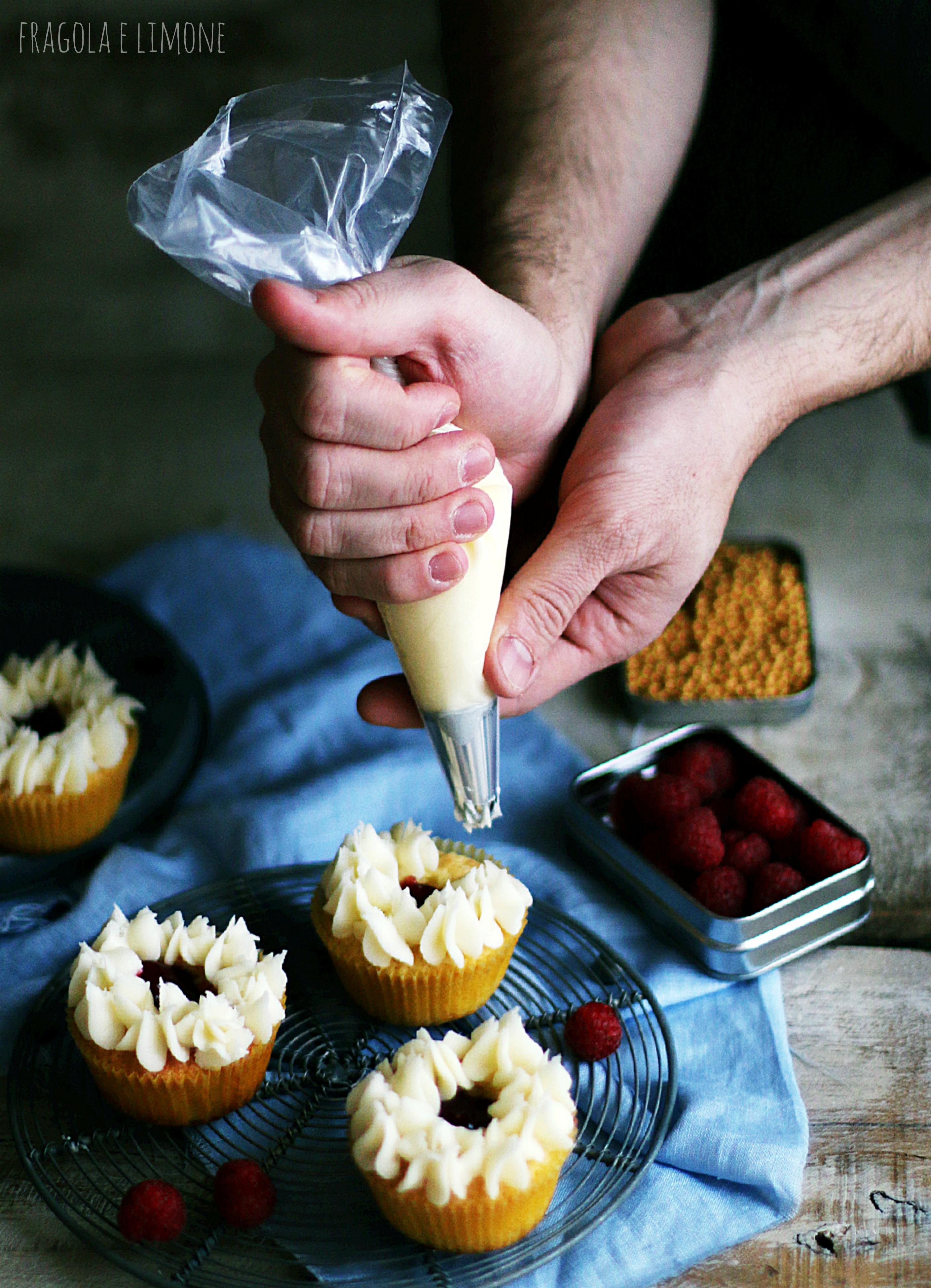 decorazione cupcake