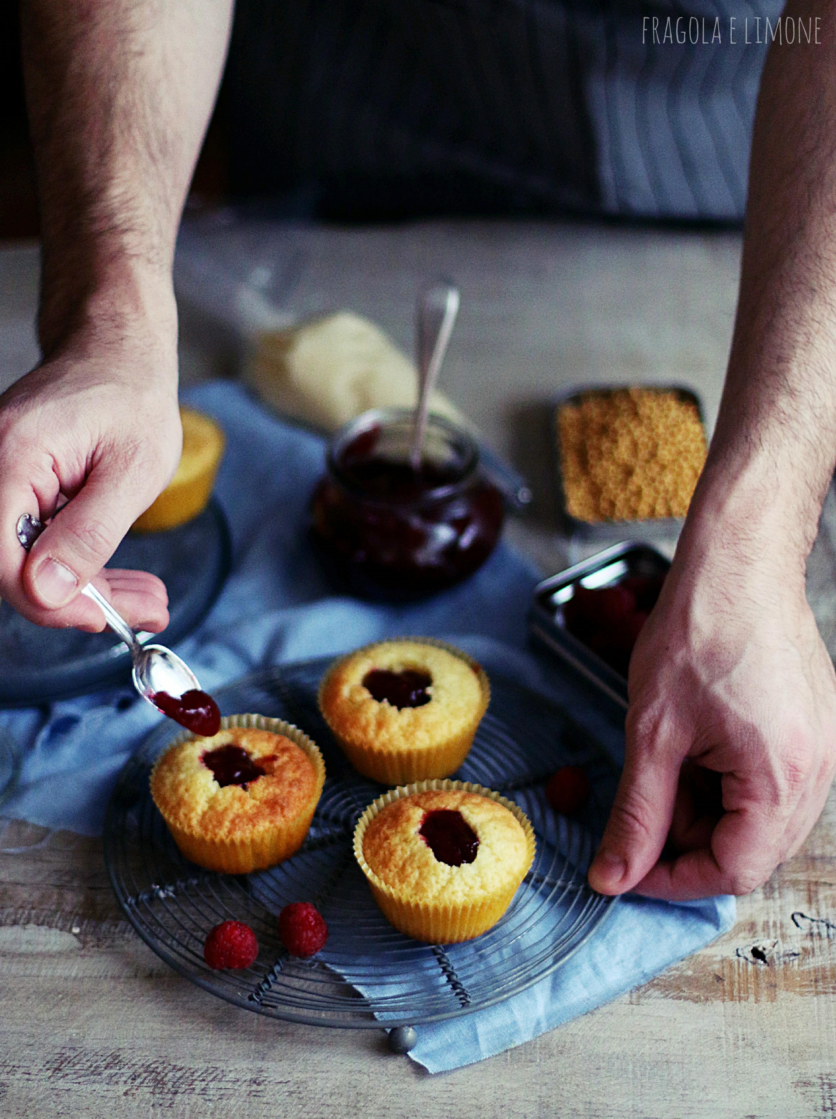riempimento cupcake