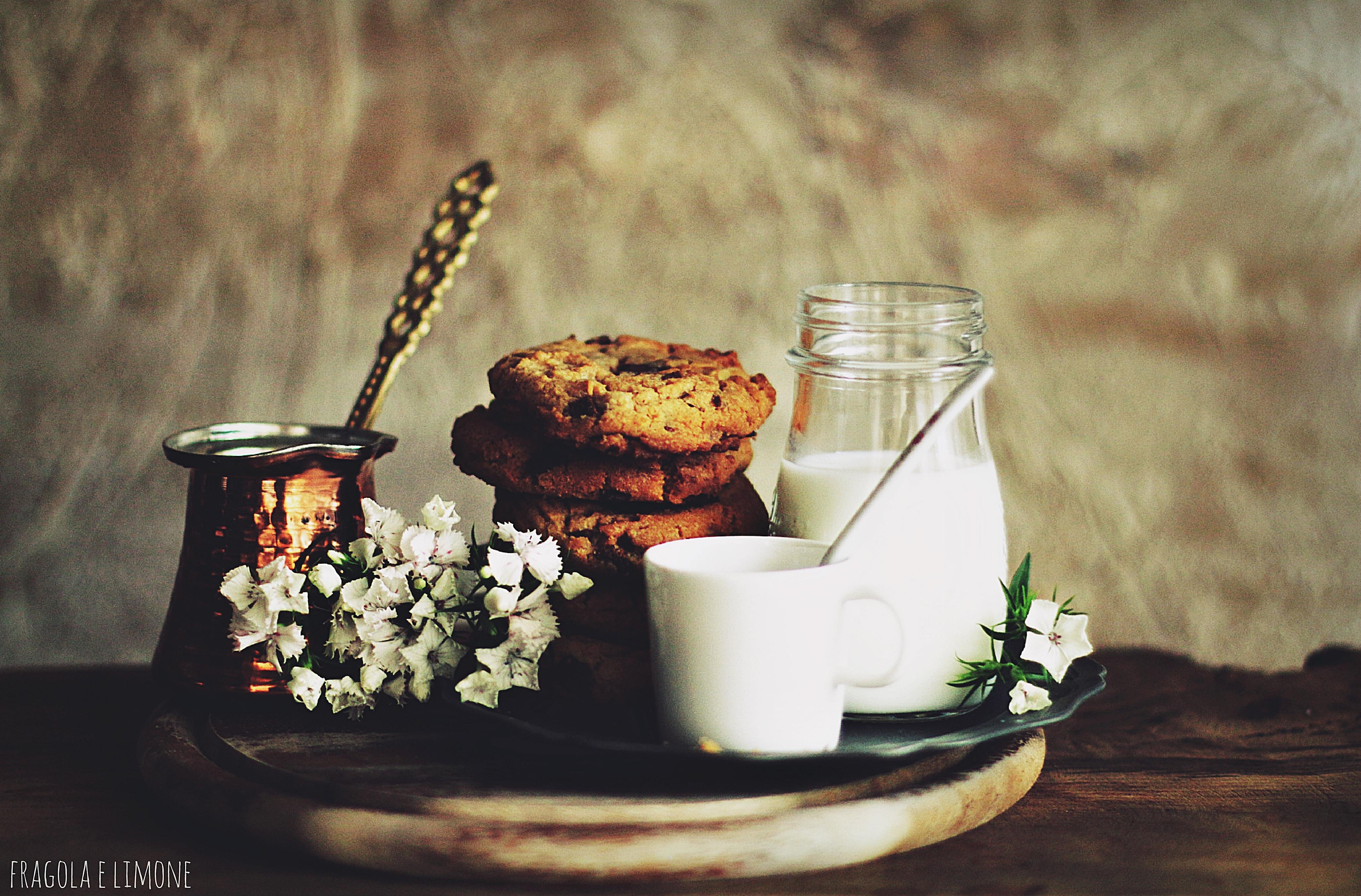 cookies con caffè