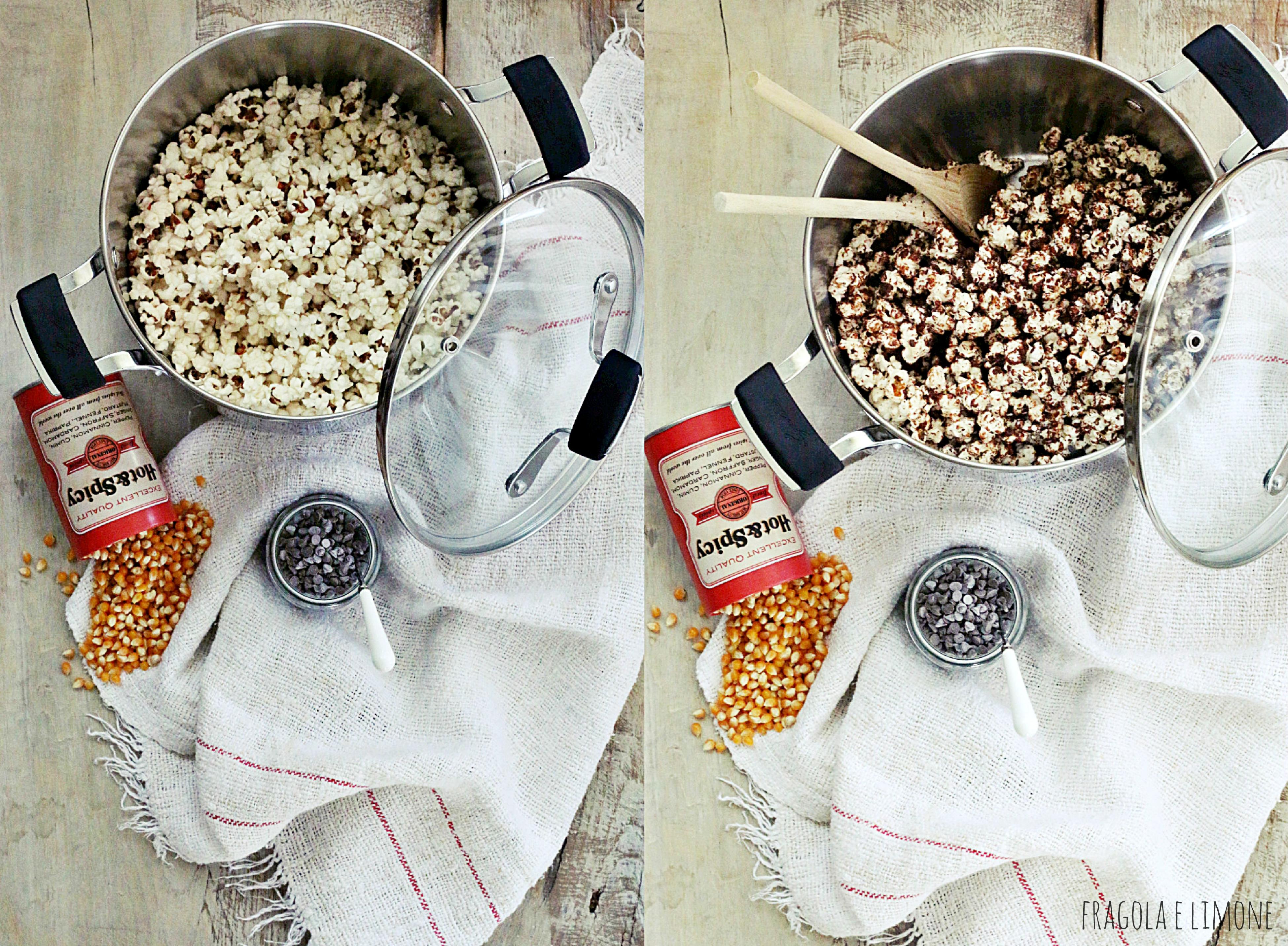 popcorn al cioccolato fondente (4)